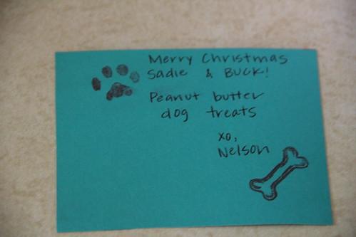 H4: Peanut butter dog treats