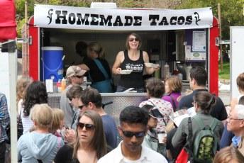 Come and get it at the Kitsilano Farmer's Market