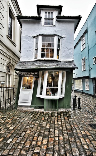 The Crooked House,Windsor