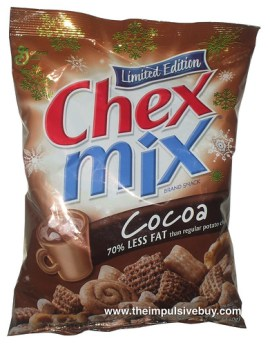Limited Edition Cocoa Chex Mix