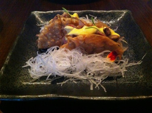 Wagyu Taco, Nobu