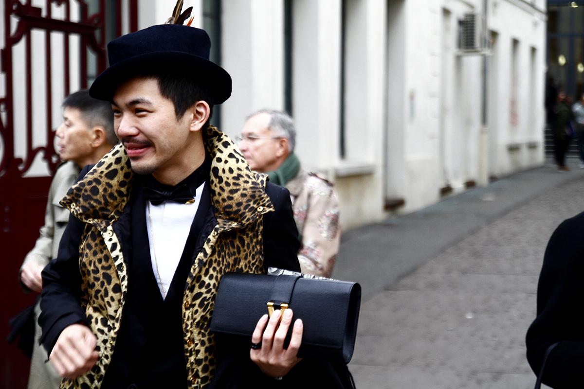 Tuukka13 - 2012_01_20 Street Style outside Junya Watanabe, Mens Fashion Week Paris - 12