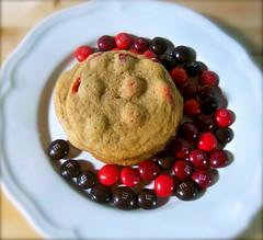 Cinnamon M&M cookies