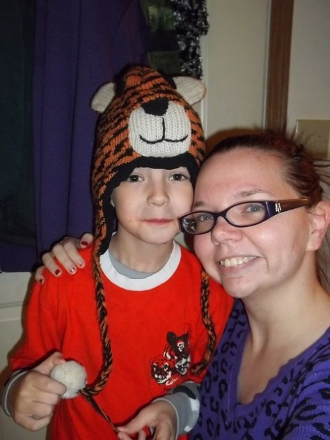 335/365 {2011} - My Tiger Cub