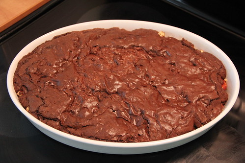 H4: Recipe: Pretzel crust brownies
