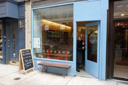 Grand Cafe Astoria Closing