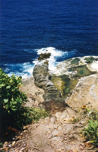 Snake stairs Dominica