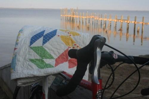 Swim, Bike, Quilt