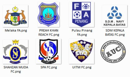 6689145543 64ec155c81 Logo Pasukan Bola Sepak Liga Malaysia