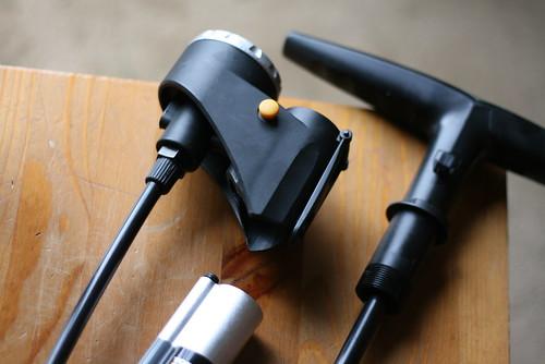 Topeak Sprint air pump repair