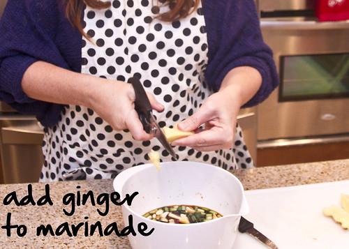 add ginger