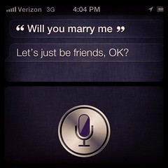 #Siri Love?
