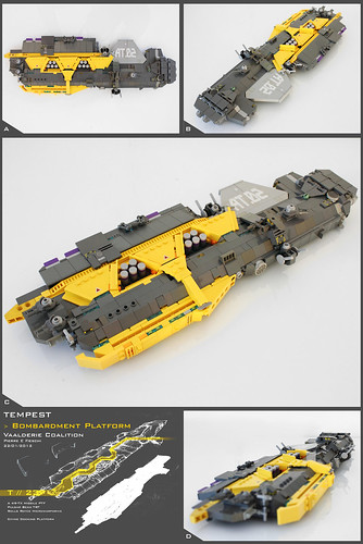 TEMPEST Bombardment Platform