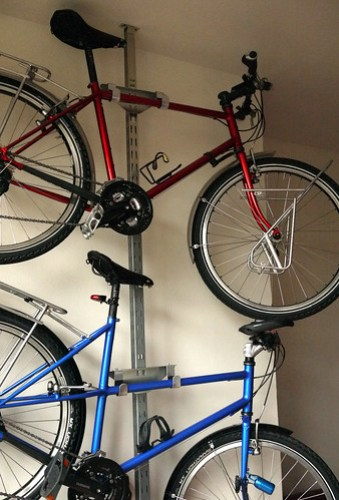 New IKEA bike stand