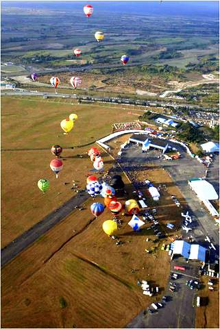 Philippine International Hot Air Balloon Fiesta