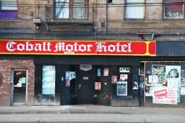The Cobalt Motor Hotel