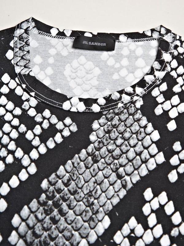 Jil Sander Snake T-Shirt