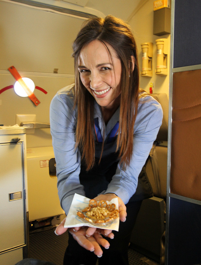 Southwest flight 1200 Airplane Food Recipes
