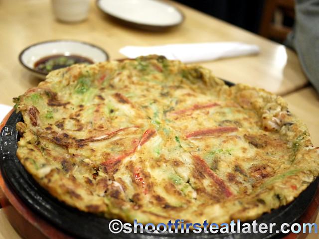 pa jun Korean pancake $12.99