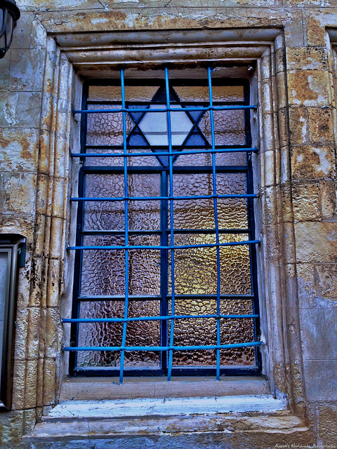 Synagogue Window