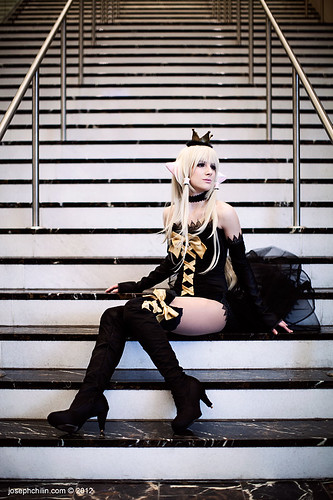 Chobits Freya Cosplay