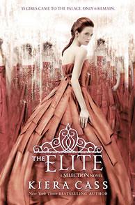 8689668299 b01a352eff The Elite by Kiera Cass