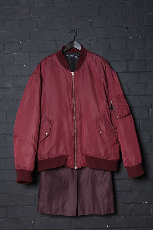 Raf Simons Bomber Jacket 2