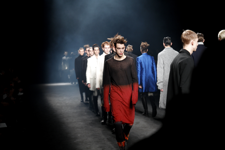 Tuukka13 - 2012_01_21 Ann Demeulemeester - Mens FW 2012 Collection Show, Paris Mens Fashion Week - 28