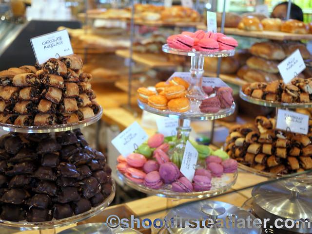 Dean & Deluca Georgetown DC- sweets