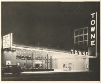 Towne Box Office Magazine 1946
