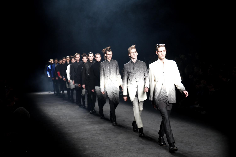 Tuukka13 - 2012_01_21 Ann Demeulemeester - Mens FW 2012 Collection Show, Paris Mens Fashion Week - 26