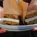 Ice Queen Sweet Heart (Almond Cookie Ice Cream Sandwich)