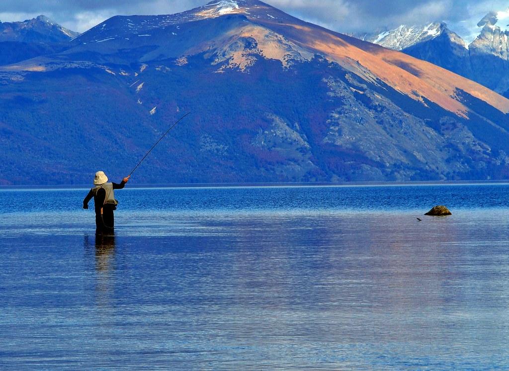 Lago Vinter Fishing