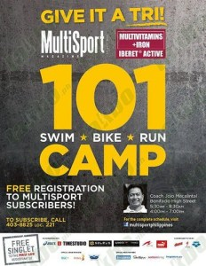 Leg 3: Iberet Active MultiSport Camp 101 2012