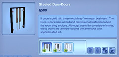 Steeled Dura Doors
