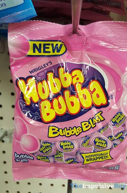 Wrigley's Hubba Bubba Bubble Blast