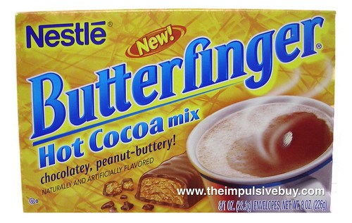 Butterfinger Hot Cocoa Mix