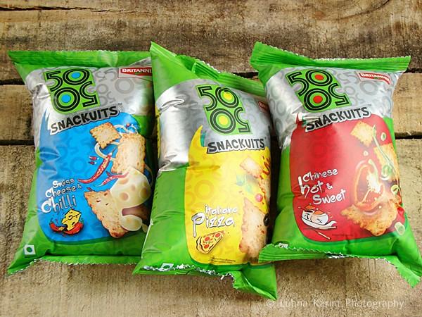 Britannia 50-50 Snackuits