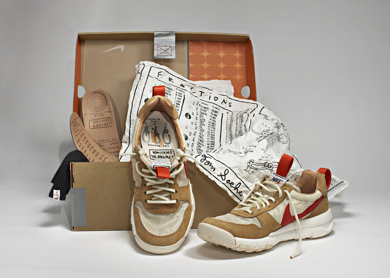 NIKE AND TOM SACHS PRESENT TOM SACHS- NIKECRAFT - 6