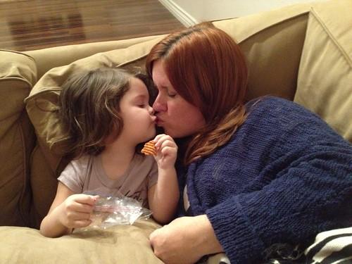 mama's magic kisses