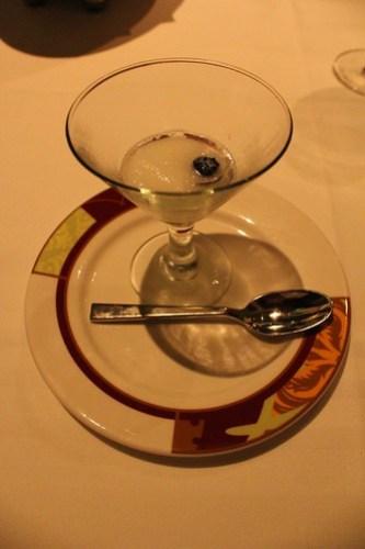 Lemon palate cleanser - Palo
