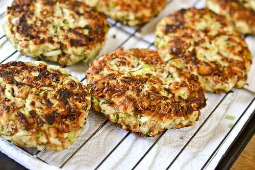 Pinto-and-Rice Burgers 8
