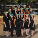 The UH Manoa dental hygiene undergraduate class of 2012