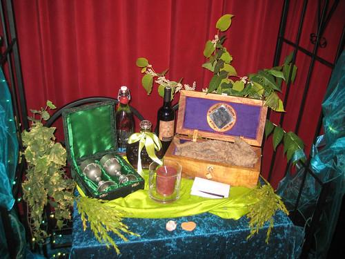 altar up close