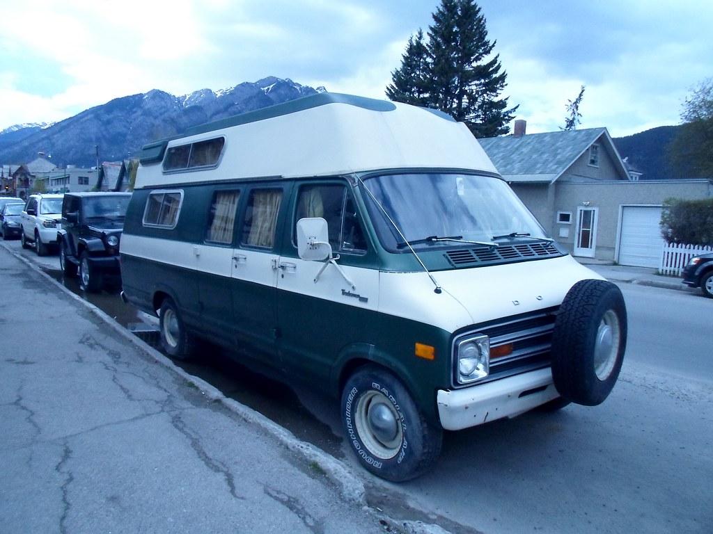 Prissy Dodge Tradesman Camper Van Dodge Tradesman Camper Van A Photo On Flickriver Dodge Camper Van Rental Dodge Camper Van Canada curbed Dodge Camper Van