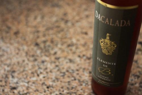 Herdade da Calada - Clemente de B - Desert wine.