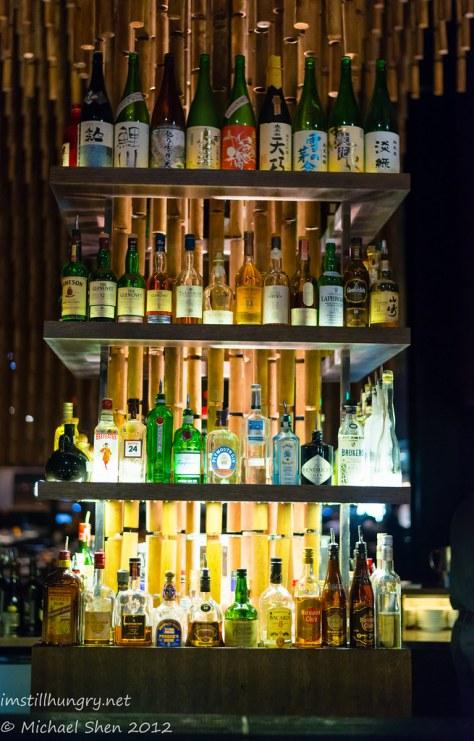 Ocean Room alcohol