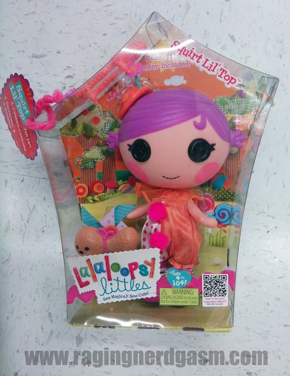 Lalaloopsy Dolls Littles Squirt Lil' Top01