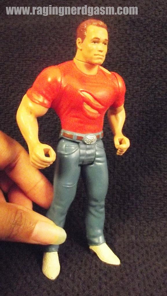 Last Action Hero Heat Packin' Jack Slater by Mattel