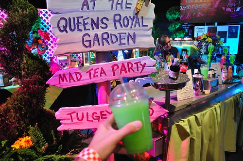 Mad T Party drink